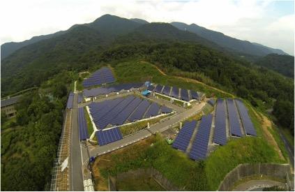 福岡県某発電所 1,000KW