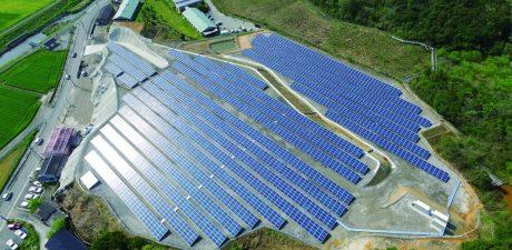 嘉麻 太陽光発電施設