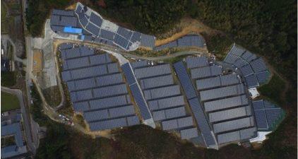 福岡県某発電所 2,400KW