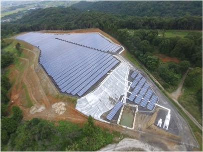 福岡県某発電所 2,000KW