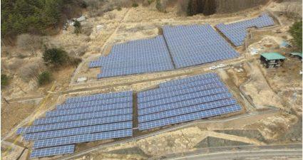 長野県某発電所 970.8KW
