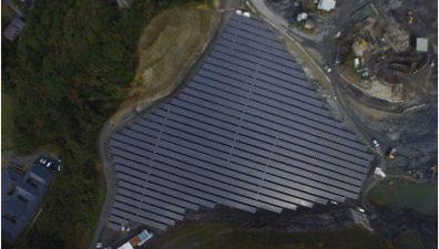 福岡県某発電所 2,400KW 2
