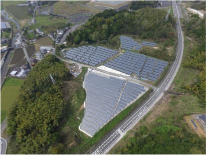 福岡県某発電所 2,300KW