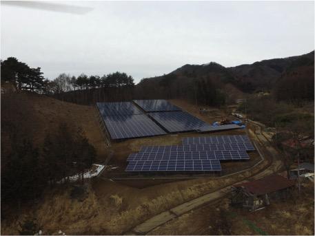 長野県某発電所 489.6KW