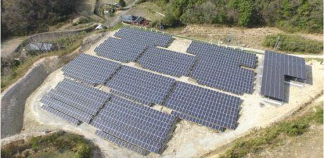 大分県発電所 600.0KW