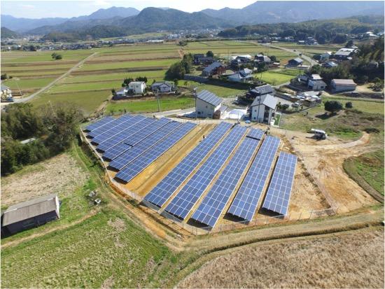山口県発電所 200.0kW