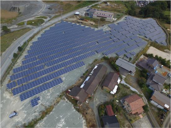 福岡県発電所 1000.0KW