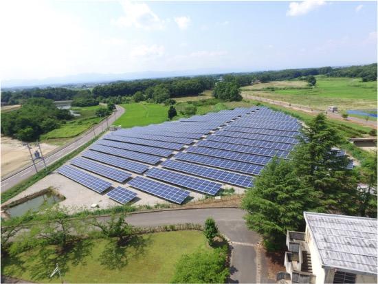 福島県発電所 712.0KW